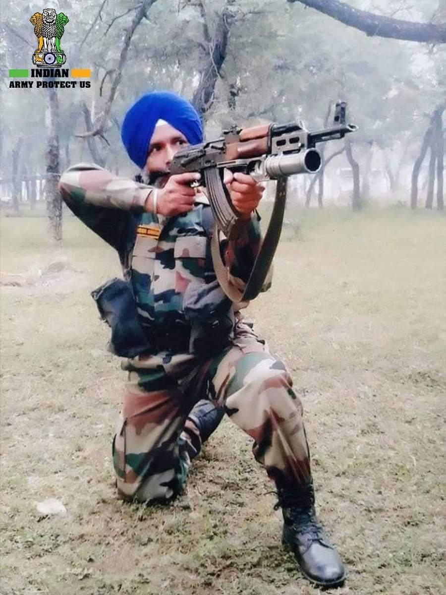India Support Indian Army