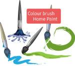 colour  brush Home paint