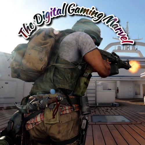 The Digital Gaming Marvel